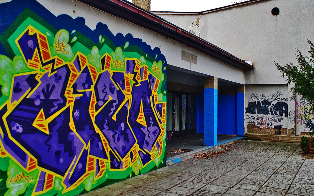 Budova bývalého kina I foto: redakce rflktr