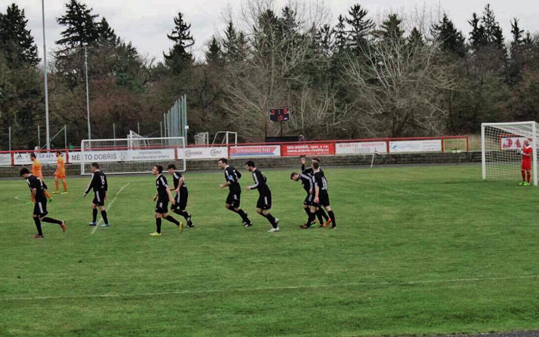 Fotbalový A-tým mužů získal důležité body v boji o záchranu v divizní soutěži