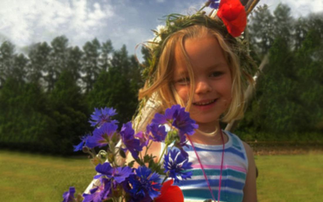 Děti se těší na Lesní školu I foto: archiv Dítě v lese
