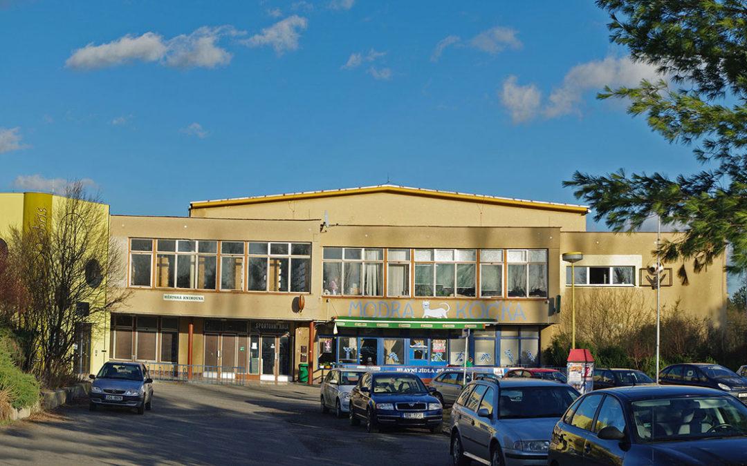 Sportovní halu v Dobříši čeká rekonstrukce odhadem za 40, 5 milionů korun
