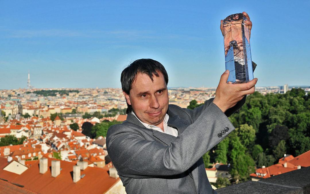 Jaromír Bláha získal prestižní ocenění Josefa Vavrouška
