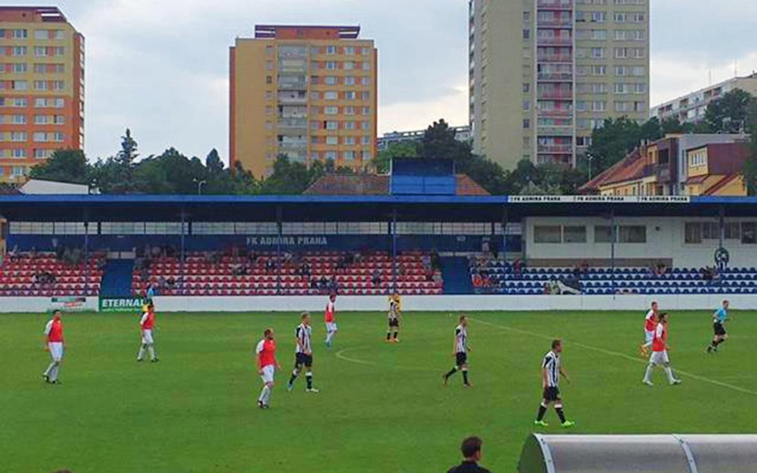 Poslední zápas sezony I foto: archiv MFK Dobříš