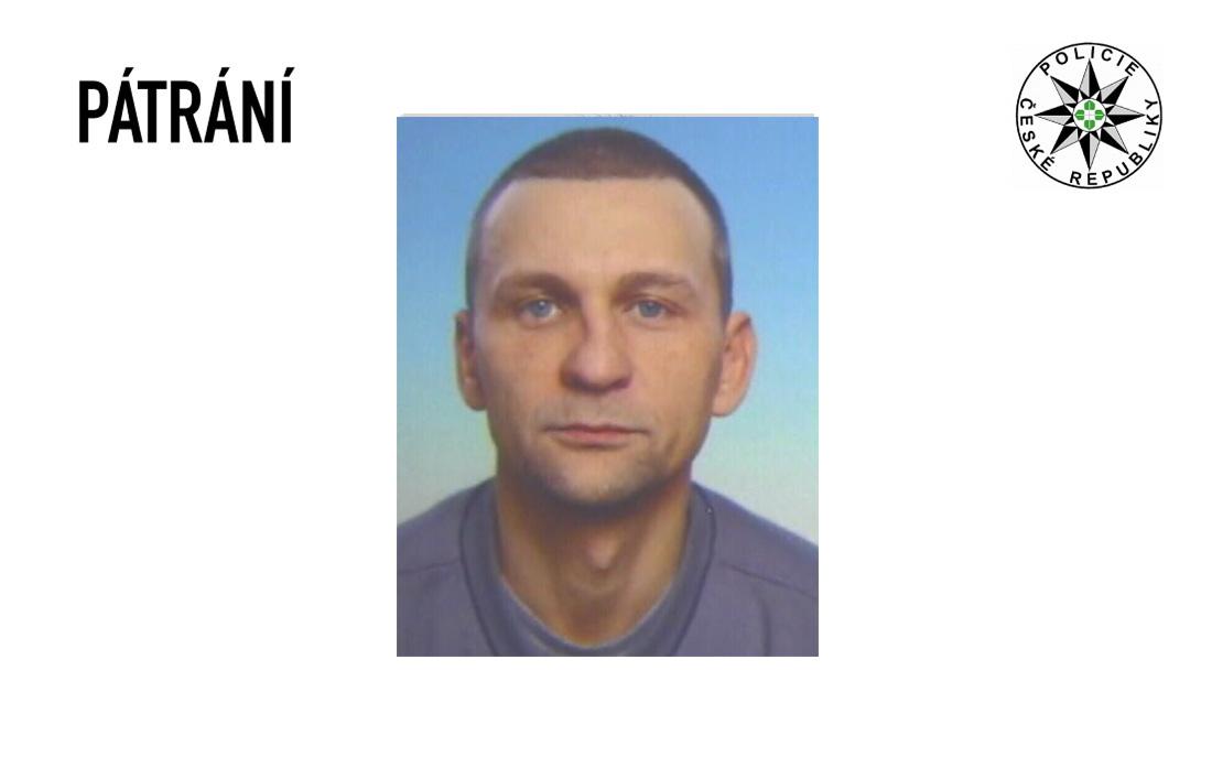 Policie vyhlásila pátrání po Jaroslavovi Veselém I foto: P ČR + rflktr