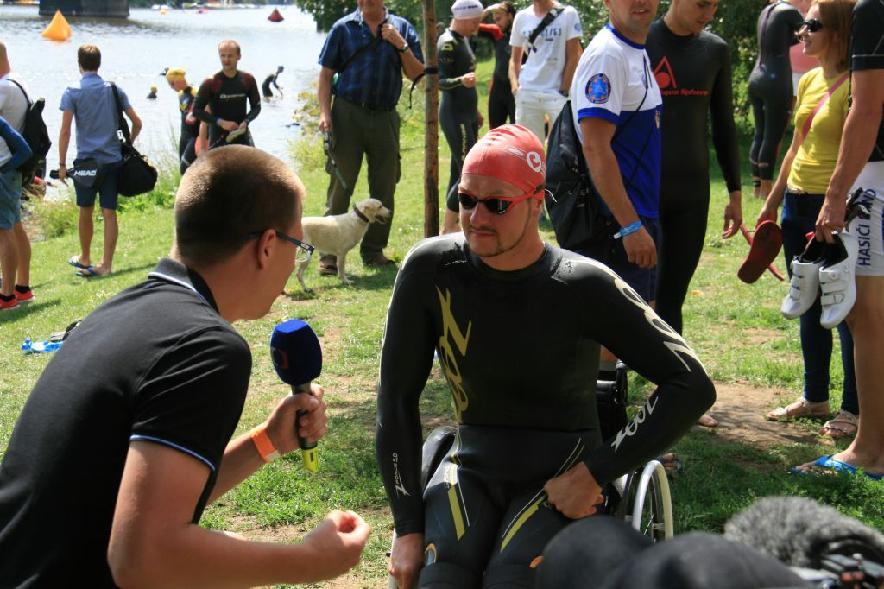Honza Tománek je mediální hvězdou  I  foto. archiv HT