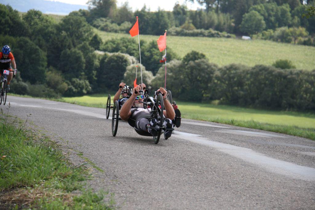 Závod si užíval  I  foto: archiv HT