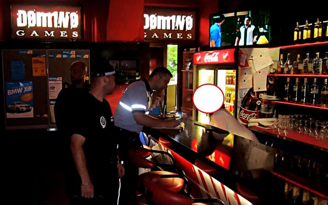 Po zavedení protikuřáckého zákona eviduje Městská policie Dobříš nárůst stížností na rušení nočního klidu