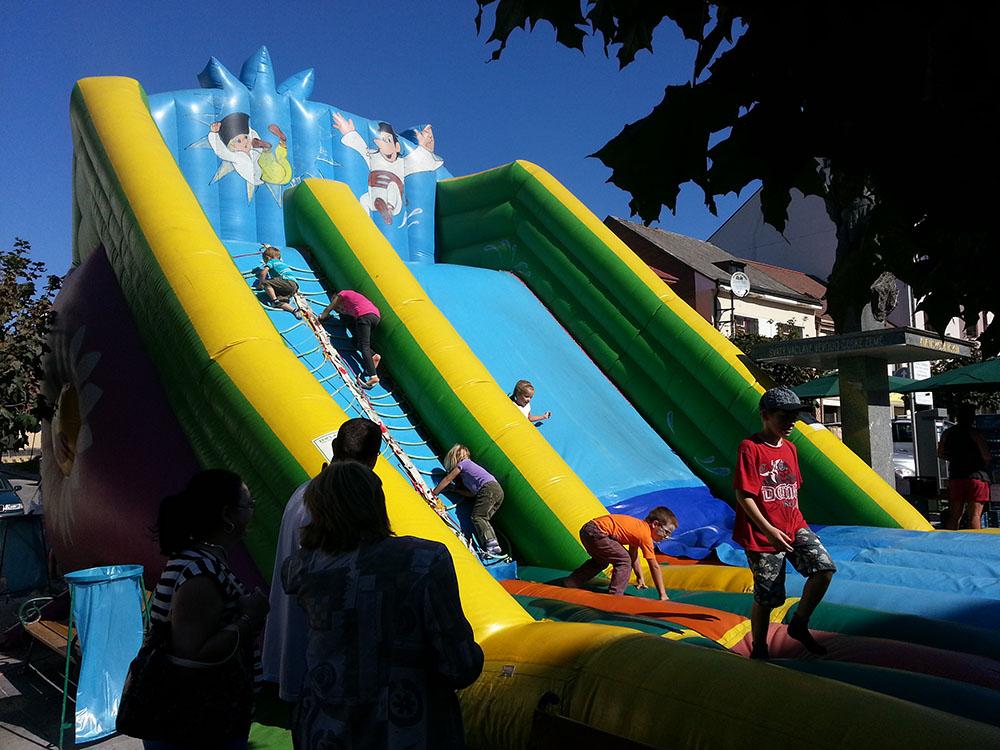 Děti se můžou těšit na zábavu všech druhů  I  foto: Cwrn
