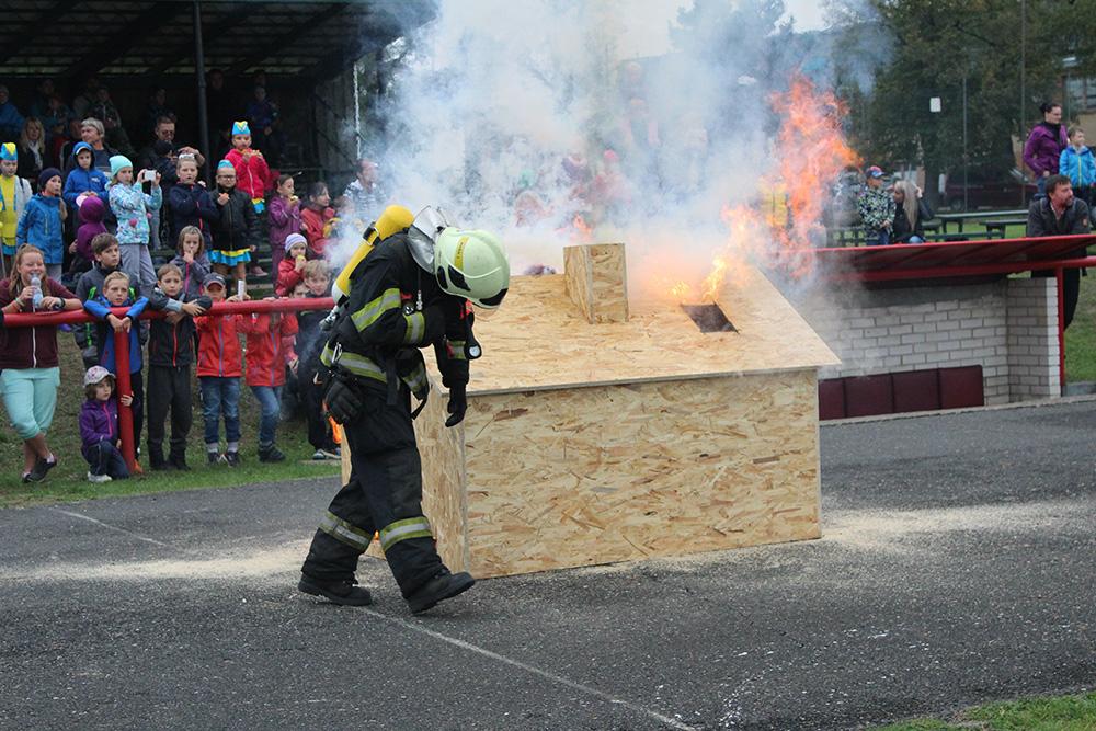 Akce hasičů  I  foto: Šárka Spáčilová