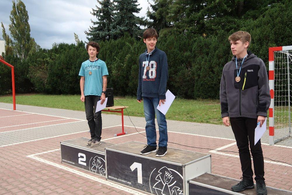 Vítězové  I  foto: Kamil Arnošt