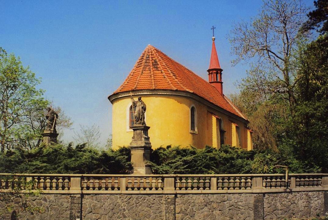 Kostel Povýšení sv. Kříže  I  foto: archiv město Dobříš