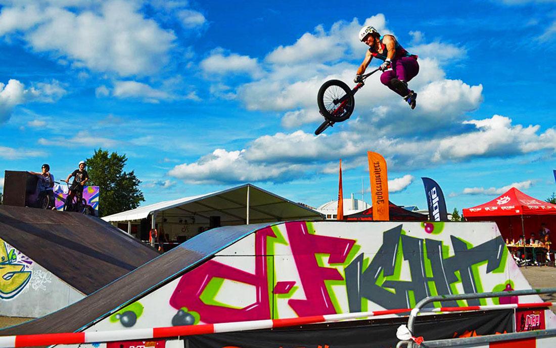 Dobříšský skatepark  I  foto: D Fight