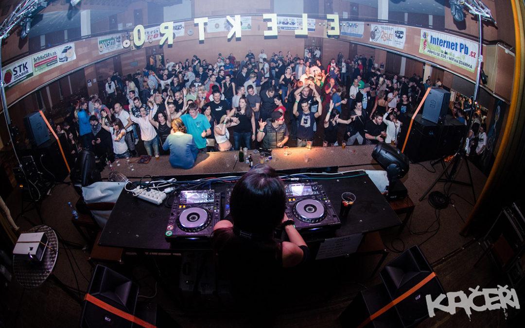 Legendy mezi DJs se už brzy představí na Kačerech v Březnici