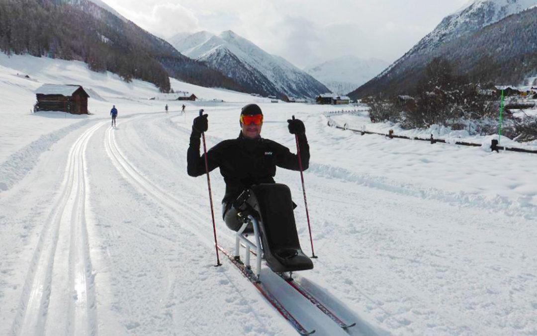 Honza Tománek: Mým cílem je nominace na letní paralympijské hry Tokyo 2020