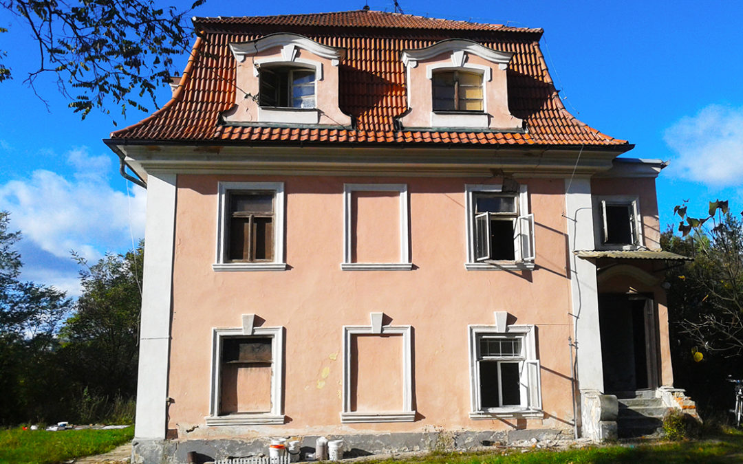 Jaká budoucnost čeká Bartošovu vilu?