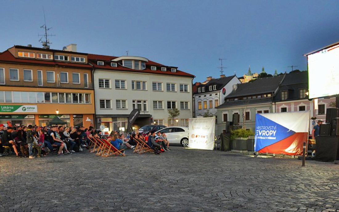 MS v ledním hokeji se bude promítat na příbramském náměstí  I  foto: archiv Cowárna