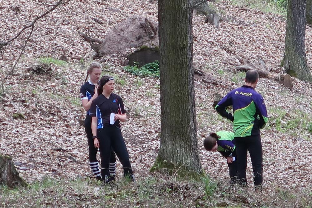 Společný trénink někde v Brdech  I  foto: Kamil Arnošt