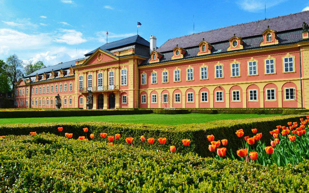 PhilHarmonia Octet Prague bude mít slavnostní křest na zámku Dobříš