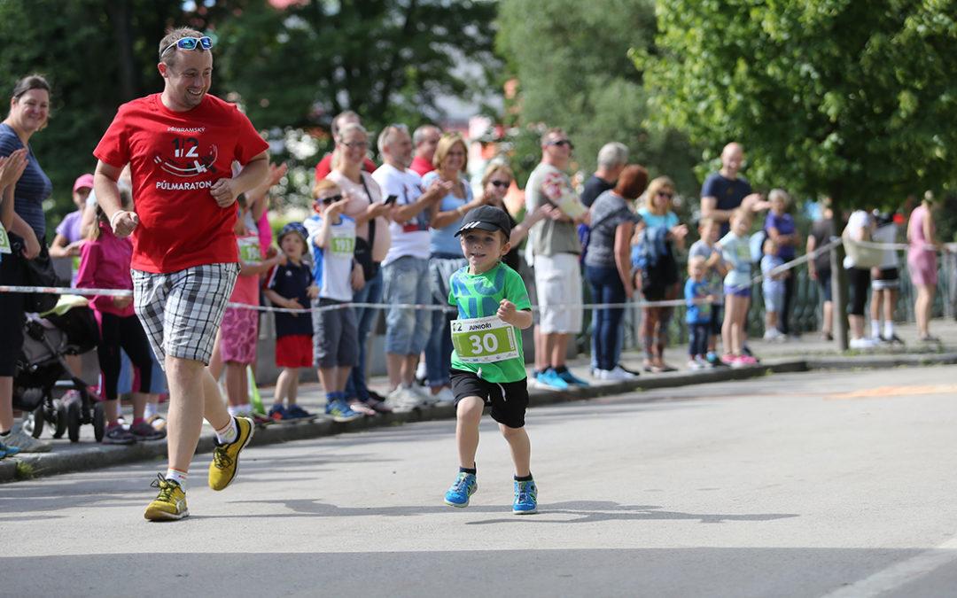 Příbramský ½ maraton v sobotu rozpumpuje stovky běžců