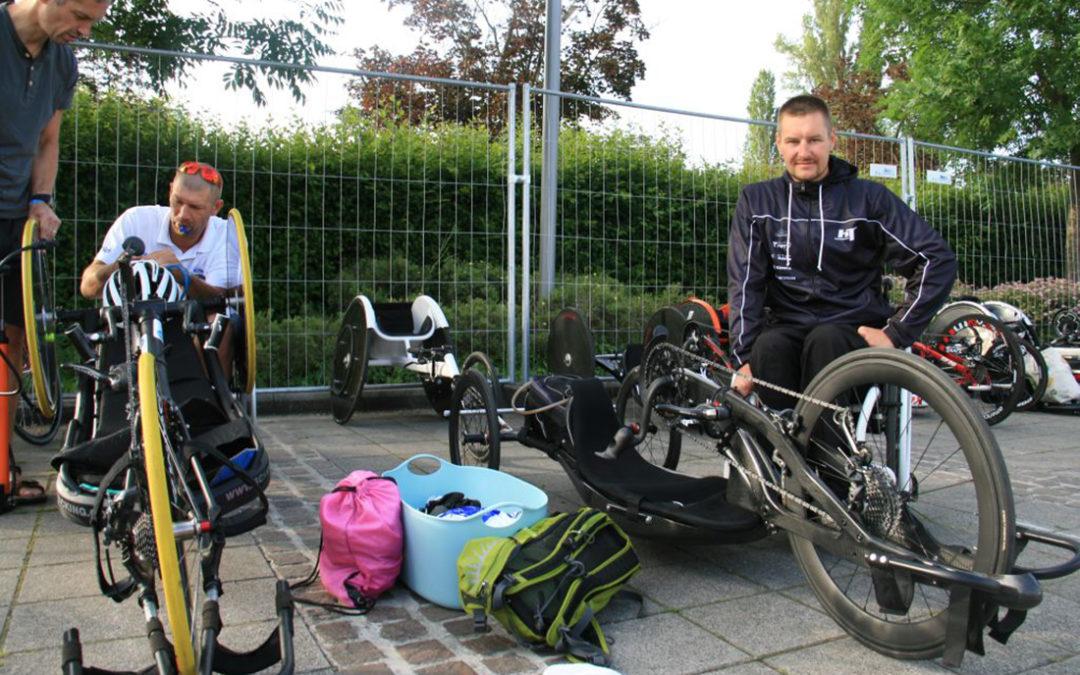 Honza Tománek se v Lucembursku kvalifikoval na Mistrovství světa v Half Ironmanu