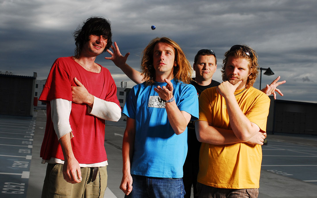 Těšit se můžete na kapelu Vypsaná Fixa  I  foto: Kačeři