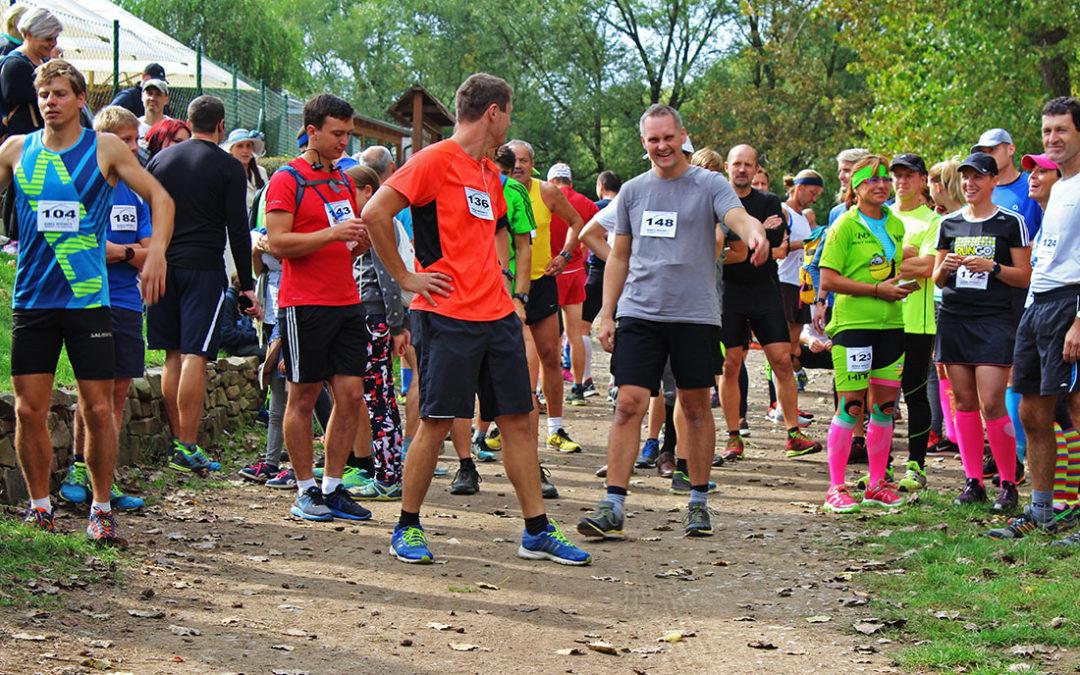 Nejstarší český maraton zná po víkendu své vítěze