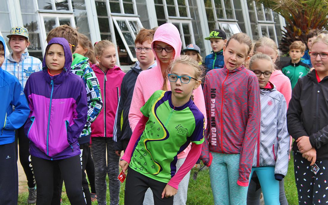 Žáci GKČ si vyzkoušeli orientační běh  I  foto: Šárka Spáčilová