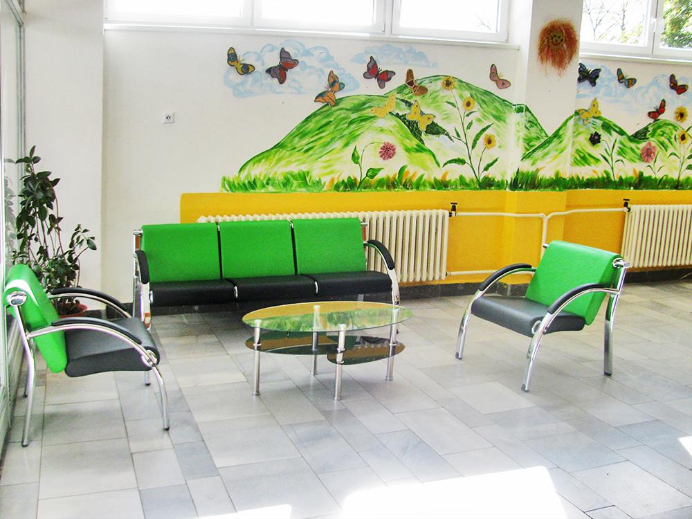 Vestibul základní školy  I  foto: AR